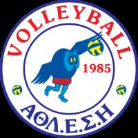 ΑΘΛ.Ε.Σ.Η - VOLLEYBALL 1985